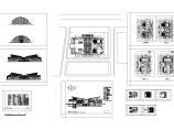 某地4层剧院建筑设计CAD方案图图片1
