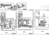 机场酒店消防自动报警设计电气施工图图片1