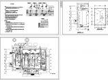 单层锅炉房电气施工设计图图片1
