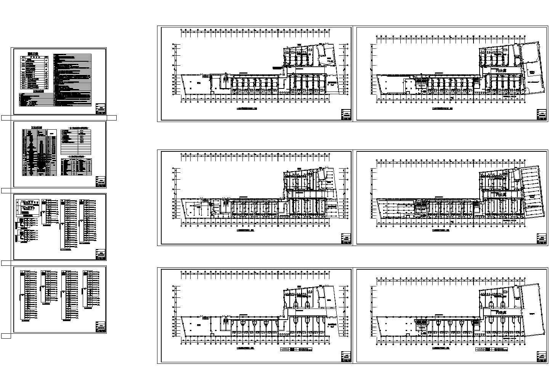 电气工程预算工程量计算表及图纸(计算表达式)图片1