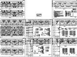 某六层小区住宅电气施工图纸(三级防雷)图片1