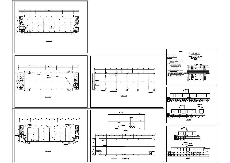 某2层2684�O工业厂房电气施工设计图图片1