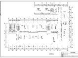4184平米三层框架教学楼毕业设计图片1