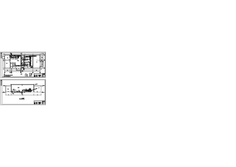 污水处理厂工艺流程图图片2