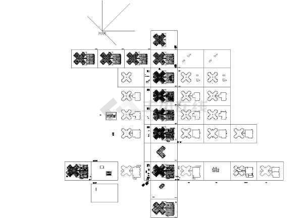 [北京]医疗建筑空调通风88必发手机版登录设计施工图-图一
