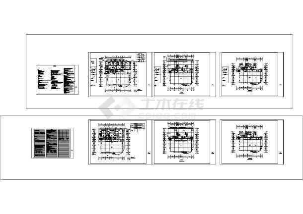豫兴教育集团(暑期)教育设施完善工程--电气设计施工图-图一