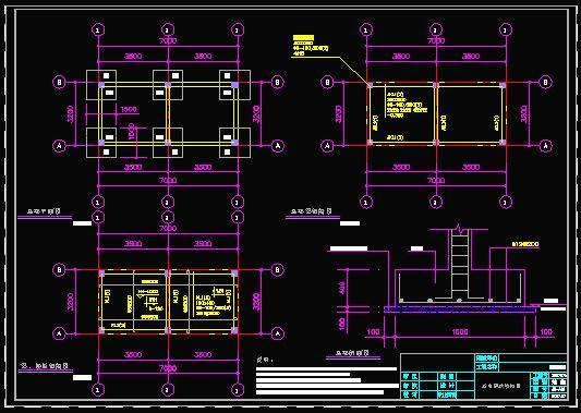 发电机房设计图_[发电机房]发电机房设计图 - 土木在线