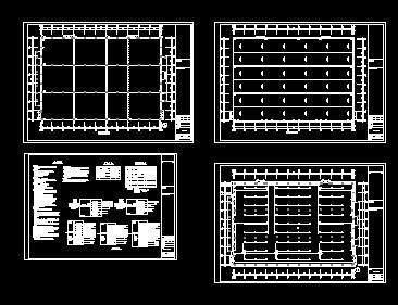厂房电气照明设计-图一图片