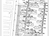 某住宅小区室外综合管线图施工图纸图片3