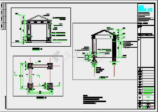 点击查看园林景观亭大合集第1张大图