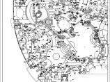 丽日玫瑰名城一期园林景观植物配置图图片1