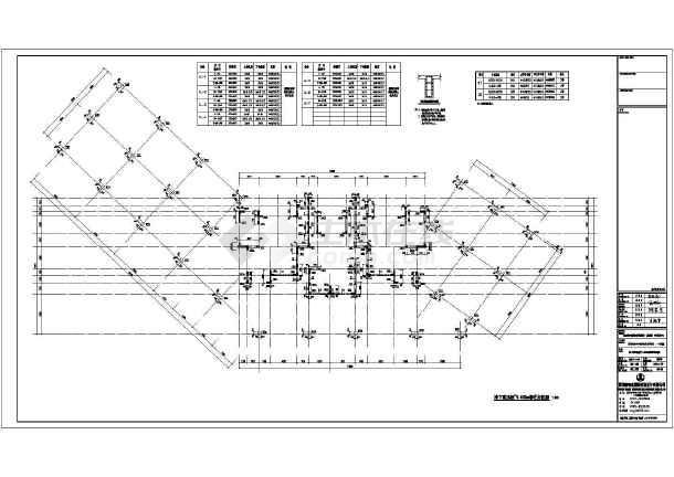 【赣州】二十六层剪力墙结构安居社区建筑、结构施工图-图1