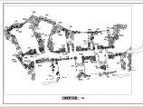 渡假村别墅园林景观植物配置施工图图片1