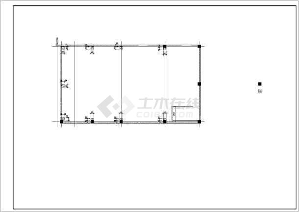 混凝土柱加固和整套钢梁加固图纸-图2