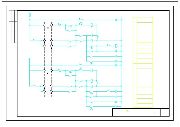 全套常用电气控制原理图(通用图)图片1