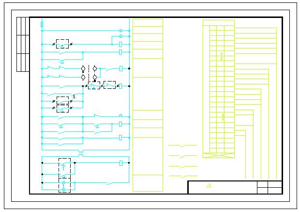全套常用电气控制原理图(通用图)图片2