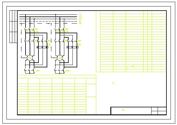 全套常用电气控制原理图(通用图)图片3