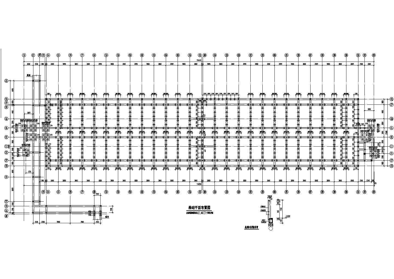 某六层学校公寓砌体结构建筑设计图(共10张)图片3