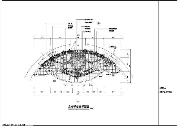 南方临里中心局部大样图一-图2