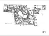 沧浪亭狮子林怡园拙政园的景观规划总平面图图片3