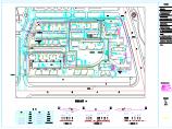 某城市小区二期工程管线综合图(含图例)图片1