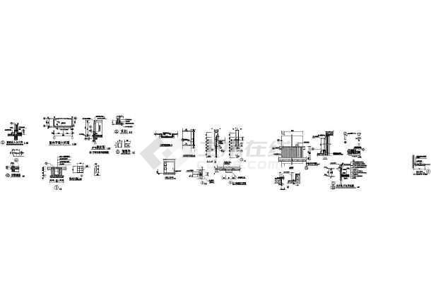 实战建筑节点详图-图1