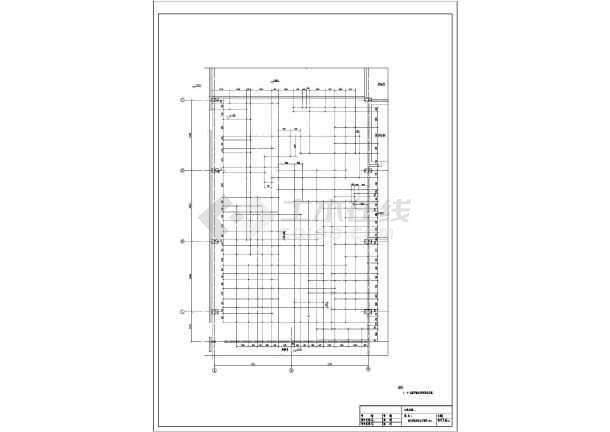 螺杆液氨冷却压缩机氨制冷冷库设计竣工图-图2