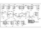 某地超详细钢结构平台节点设计施工图