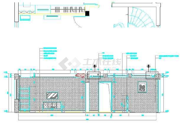 某别墅欧式风格装修设计图纸-图2