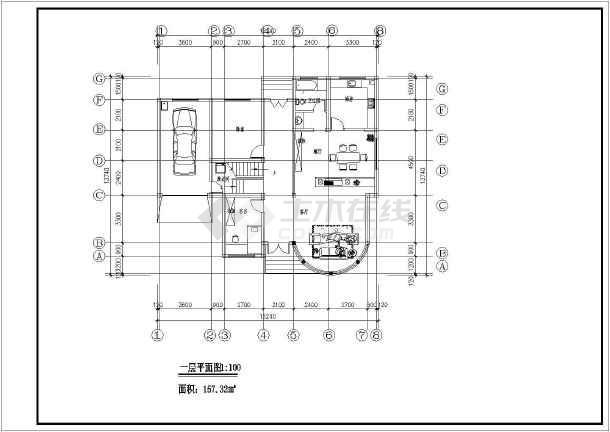 某生态农庄建筑规划设计方案-图1