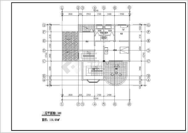 某生态农庄建筑规划设计方案-图2