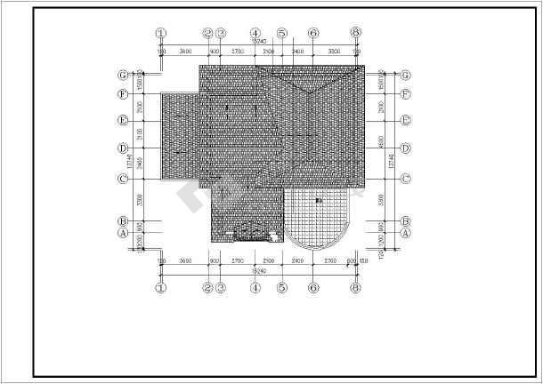 某生态农庄建筑规划设计方案-图3
