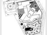 某地三层别墅水立管设计系统图图片1