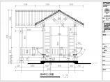 某地区园林亭子CAD设计图图片2