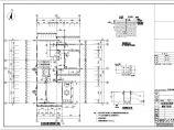 云南昆明轻型木结构(别墅)施工细化图图片1