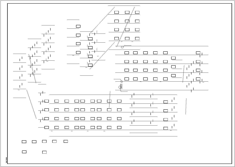 中央空调全套平面图及采暖系统图下载图片1