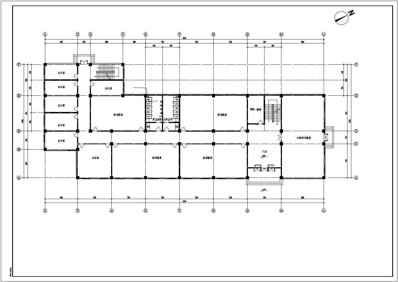 中央空调全套平面图及采暖系统图下载图片3