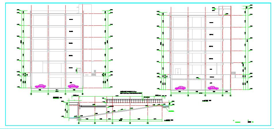 溴化锂吸收式制冷机组三联供暖通设计图图片2