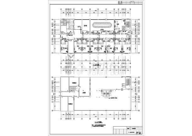 某十三层酒店中央空调全套设计图纸-图1