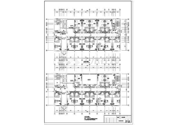 某十三层酒店中央空调全套设计图纸-图2