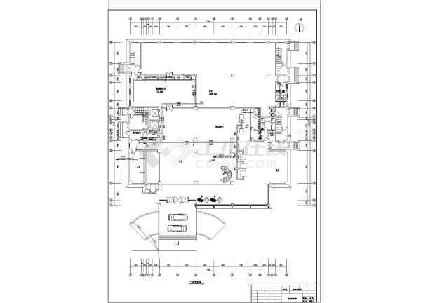 某十三层酒店中央空调全套设计图纸-图3