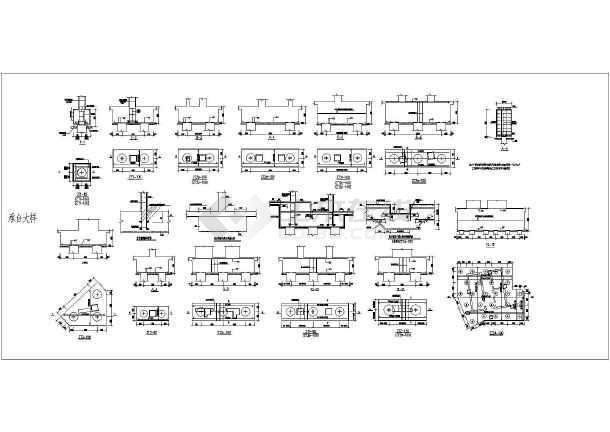 各种说明、节点大样及基础大样结构做法汇总-图2