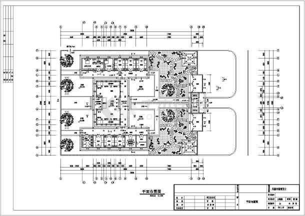 点击查看凤凰寺木结构建筑群修复建筑设计方案第1张大图
