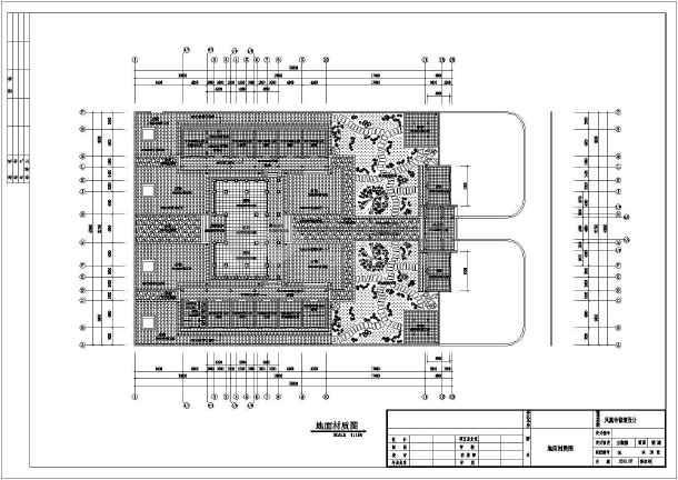 点击查看凤凰寺木结构建筑群修复建筑设计方案第2张大图