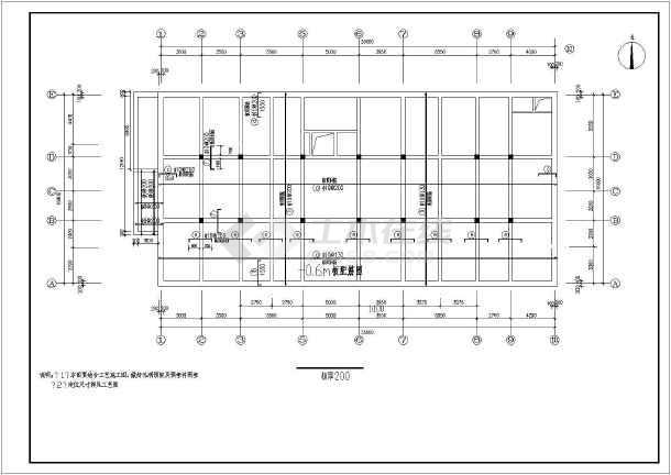 某大学MBR工艺中水回用系统工程设计图-图二