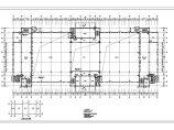 某车辆管理所三层框架结构办公楼建筑方案图图片3