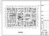 中心机房工程空调新风排风设计图纸图片2