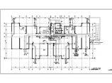 某地18层高层建筑给排水中水消防平面图系统图图片1
