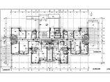 某地18层高层建筑给排水中水消防平面图系统图图片3