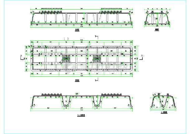点击查看现浇混凝土空心楼盖模具图第1张大图